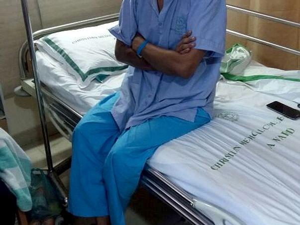 Help Sudhir Fight Blood Cancer