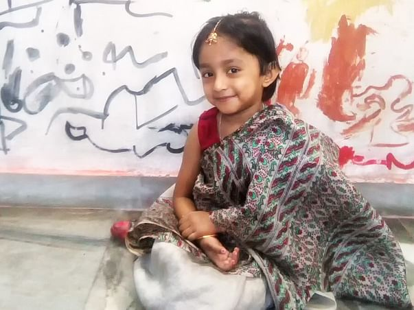 Help Little Bristi To Fight Thalassemia