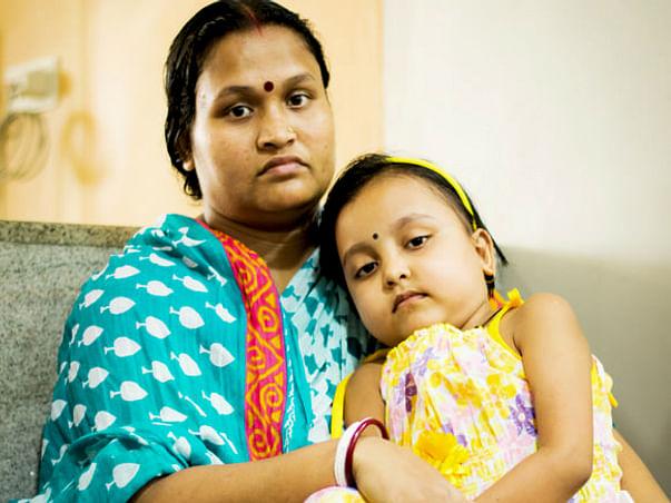 Despite Working 2 Jobs, Father Is Unable To Help Bedridden Daughter