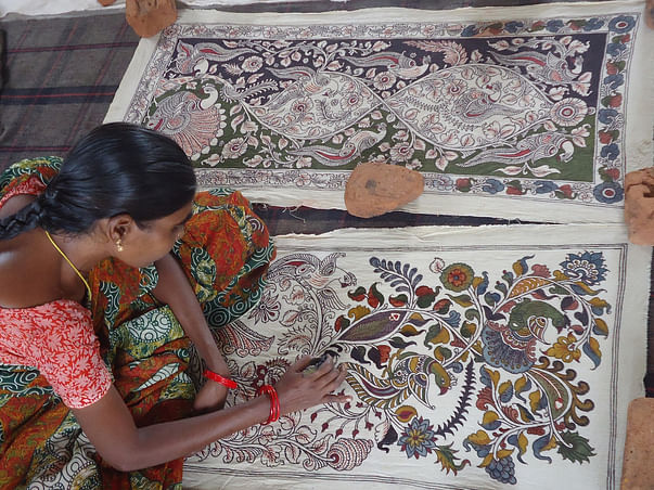 Support Kalamkari Art and Artisan Community