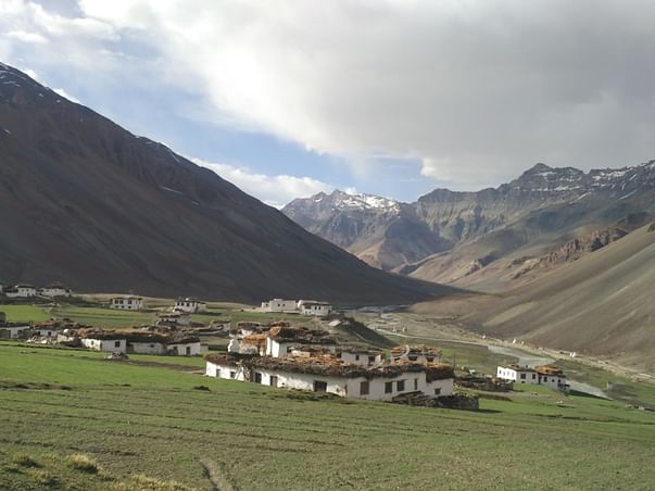 Electrification of 800 Years Old Remote Himalayan Village