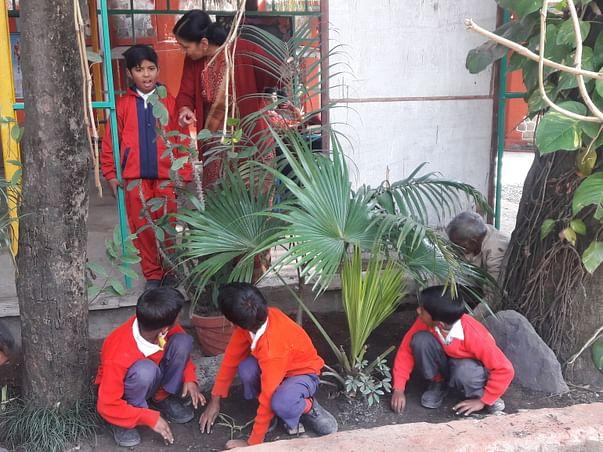 Buy A Brick, Help Nanhi Dunya make lives better for little ones!
