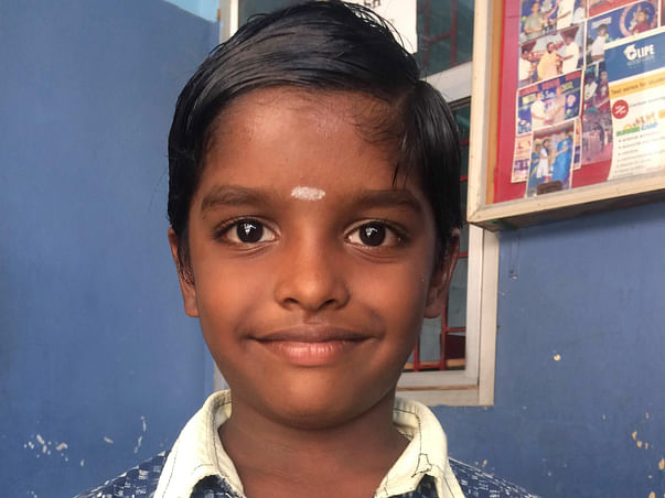 Fundraising For A Poor Kid To Get An Education- School Admission