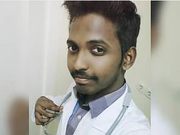 Help Karthick Become A Doctor