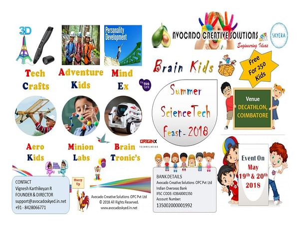 Support An Applied Knowledge Oriented Workshops For Kids