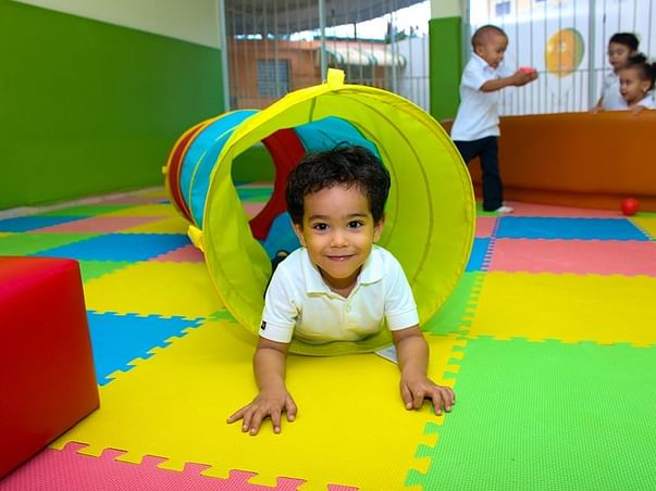 Support Free Play and Learn Center