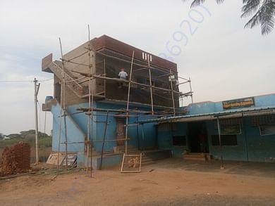 Pending Construction work