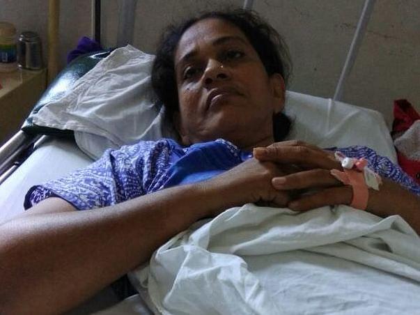 Help Sudha fight against brain bleeding