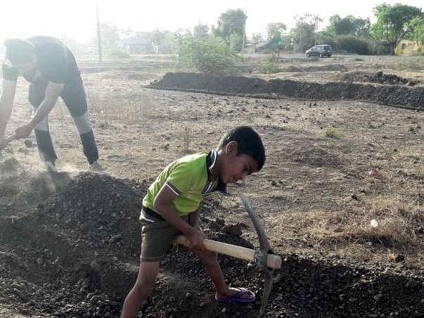 Please Help To Make Nimgaon Drought Free.