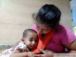 Cancer Will Blind This 1-year-old Baby Girl If She Does Not Get Help