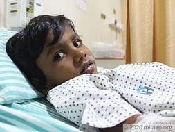 Painful Swelling In 7-Year-Old's Leg Can Disable And Kill Him