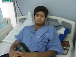 Help Mudessir Fight Blood Cancer.