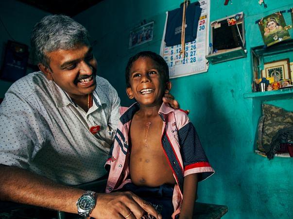 Help 2 Doctors Perform Heart Surgeries for Underprivileged Kids