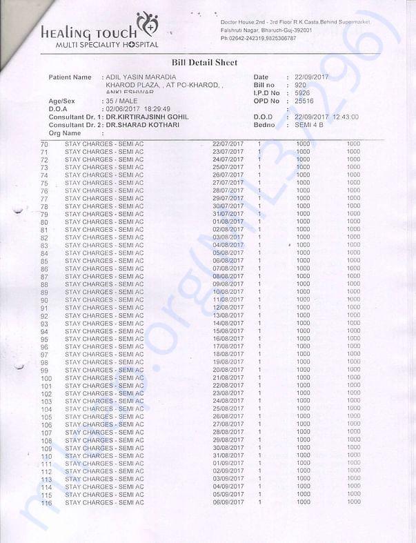 Bill Page 3