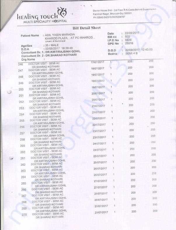 Bill Page 9