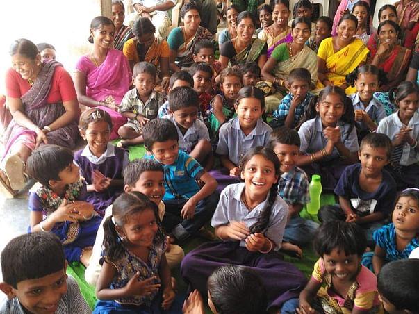 Support BACK2SCHOOL Programs of Krishi NGO ~ Mission 1000 Smiles  📚👬