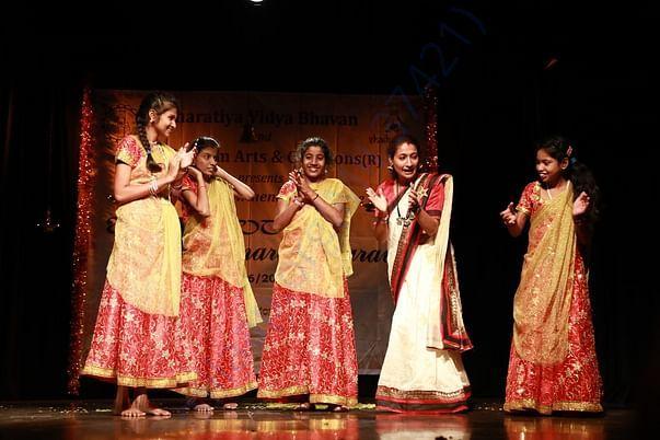Shailusham Festival Artistic Children Dance Performance Snap