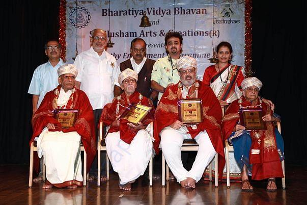 Shailusham Festival Legendary Honoraries