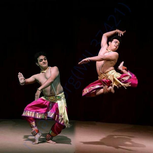 Vid. Ananth Vikram Bharatanatyam Picture