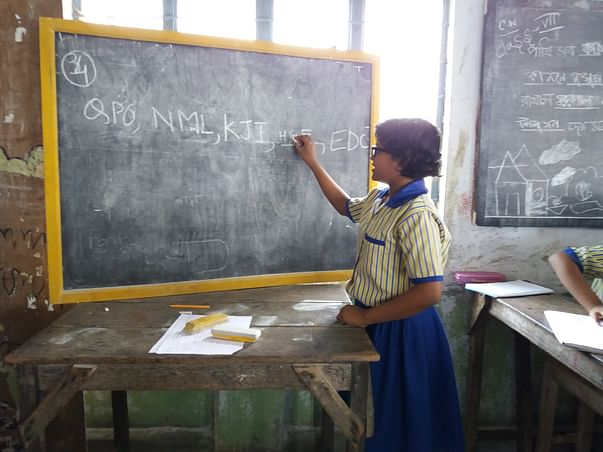 Help Underprivileged Children to Become Self-Reliant
