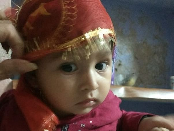 Support The Liver Transplantation Of A 9 Month-old-baby Girl
