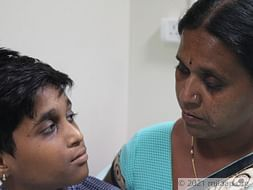 This 8-year-old Will Bleed From His Nose Until He Dies Without Help