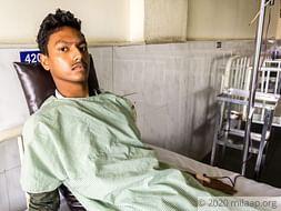 Help Poverty-Stricken Farmer's Teenage Son Battle Cancer