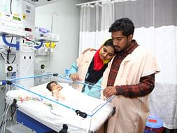 Help This Newborn Who Has Low Oxygen Levels In His Blood Survive