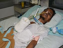 Help Young Sanjay Recover Completely From Paralysis & Live Life Again