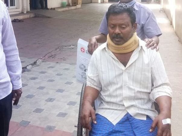 Help Ramesh Get A Hip Replacement Surgery.