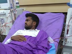 Help Kishan for a Kidney Transplant