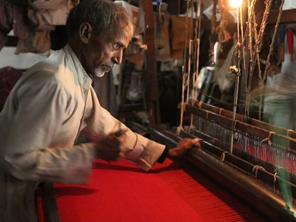 Help and Protect Handloom Community ( UrbanWeavers Project )