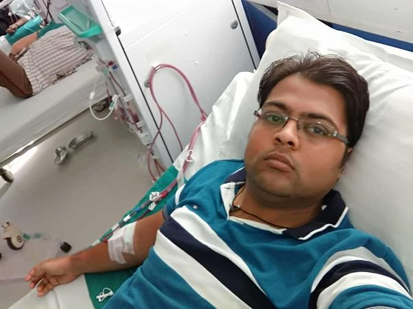 Request for Financial Help for Vineet's Kidney Transplant
