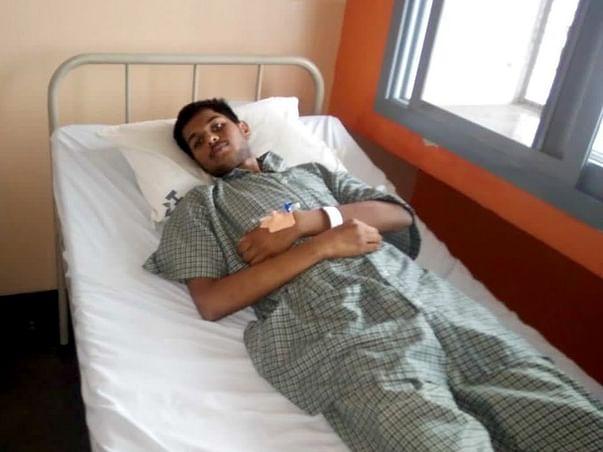 Fundraiser for Rama Krishna's Heart Transplant.