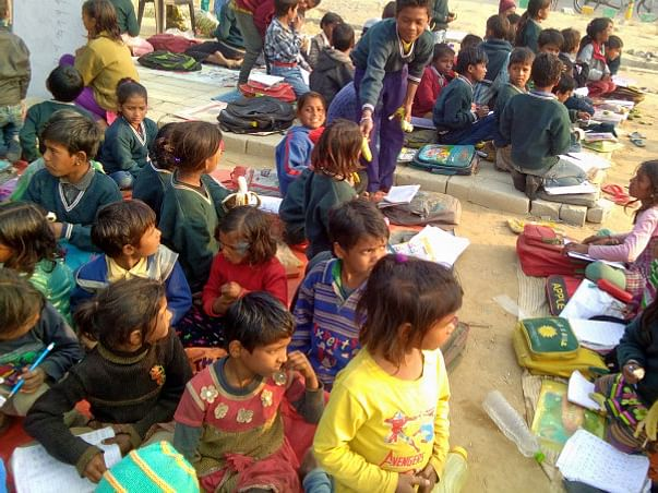 Accommodation and Meal to 125 Slum children to get their Right to Edu