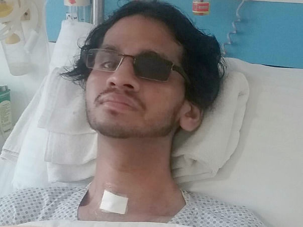 28 Year Old Has Put Up a Fight Against Cancer, Let Him Not Fight Alone