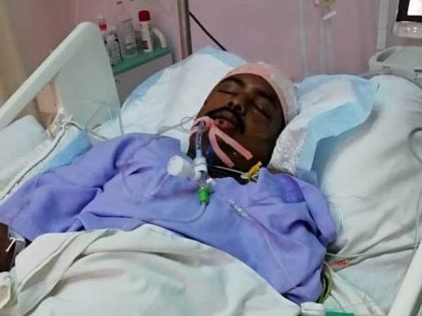 Help Mohan Fight Against Accident and Come Back Home Safely