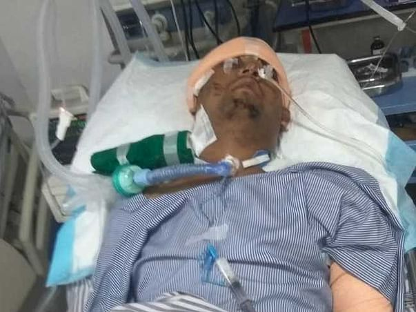 Help Vaibhav Who Is Severely Injured Due To A Road Accident.