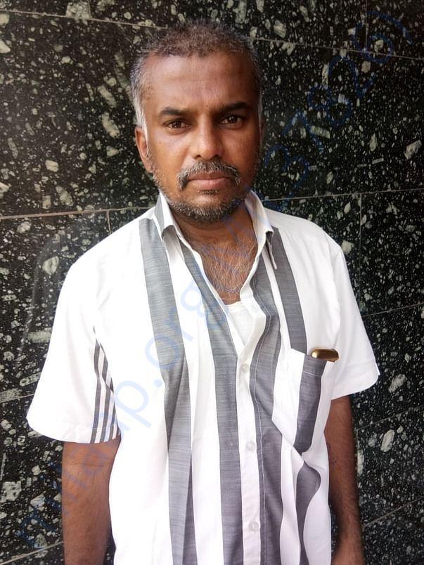 photo of K.G. Nataraja