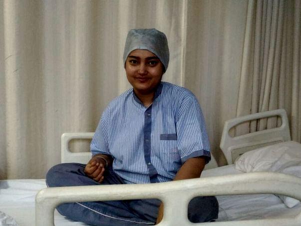 Help Ushasree Who Needs A Bone Marrow Transplant To Fight Cancer