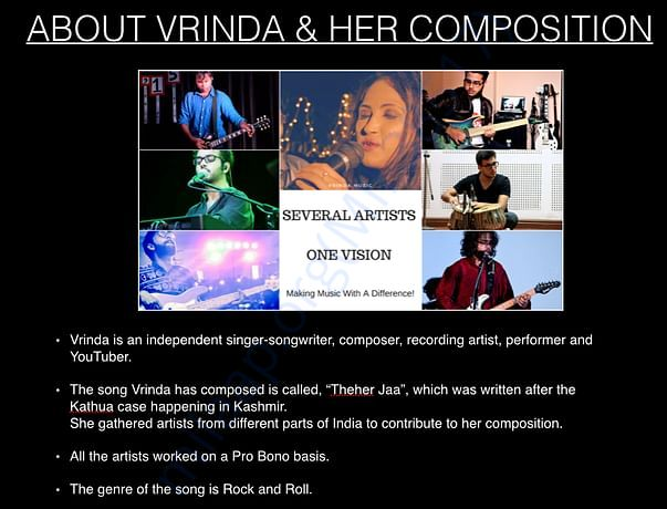 About Vrinda