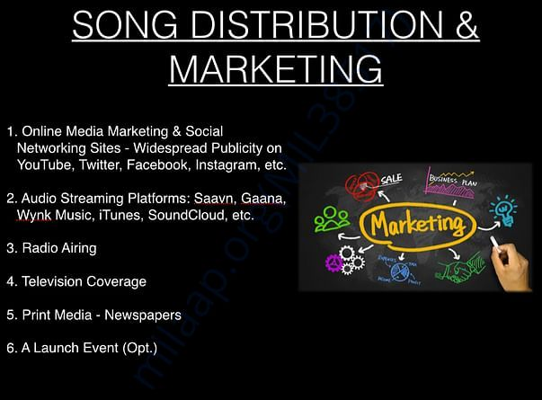 Song Marketing & Distribution