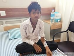 The Pain Of Cancer Has Silenced This 11-Year-Old