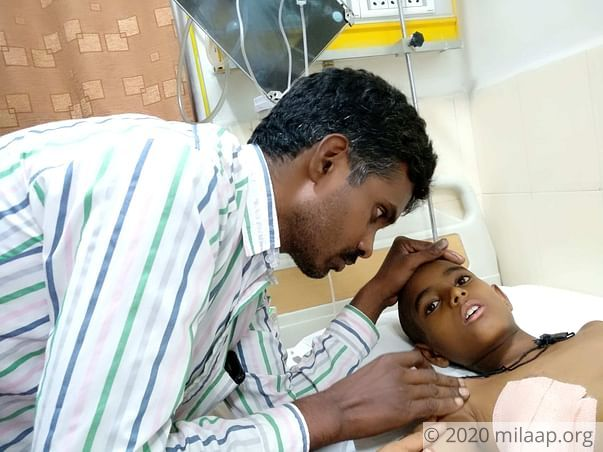 Despite 2 Surgeries, This 12-Year-Old Needs Help To Breathe
