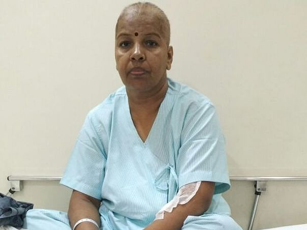 Help Mamta Fight Blood Cancer And Get Bone Marrow Transplant.