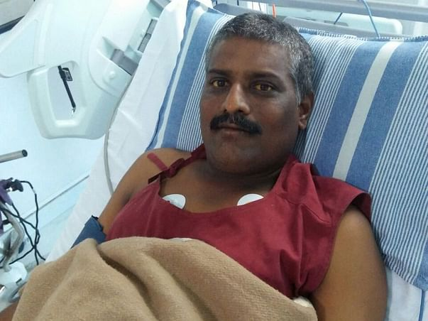 Need Fund For My Brother's Liver Transplantation