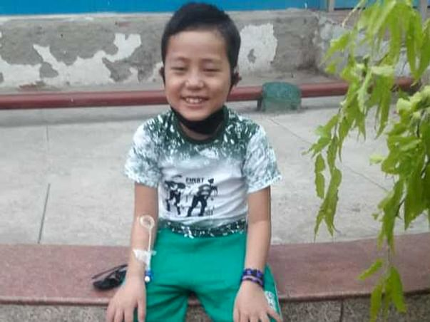 Jobless Father And Pregnant Mother Struggle To Save 10-Year-Old Son