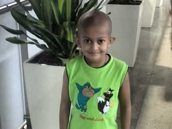 Help Harsha Fight Cancer