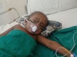 Need Funds for Treatment for Blood Cancer Of 2 Year Old Femina.