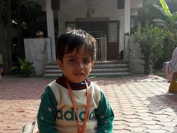 Help My Son Sharvagya Fight Cancer